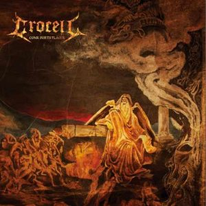 Crocell - Come Forth Plague cover art
