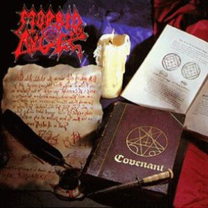 Morbid Angel - Covenant cover art