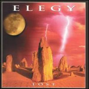 Elegy - Lost cover art