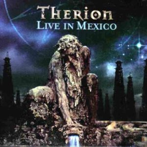 Therion - Celebrators of Becoming - Live in Mexico cover art