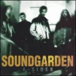 Soundgarden - A-Sides cover art