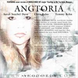 Angtoria - Across angry Skies cover art