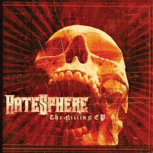 Hatesphere - The Killing EP cover art