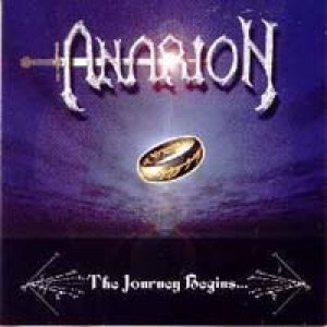 Anarion - The Journey Begins cover art