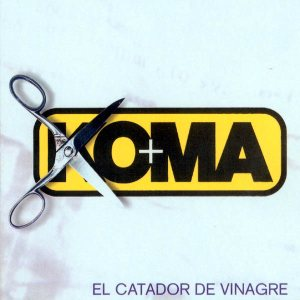 Koma - El Catador de Vinagre cover art