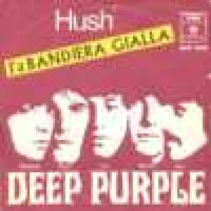 Deep Purple - Hush cover art