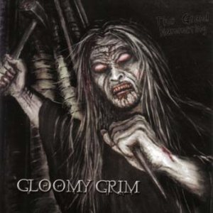 Gloomy Grim - The Grand Hammering cover art