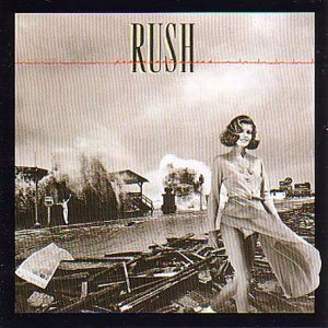 Rush - Permanent Waves cover art