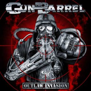 Gun Barrel - Outlaw Invasion cover art
