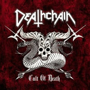 Deathchain - Cult of Death cover art