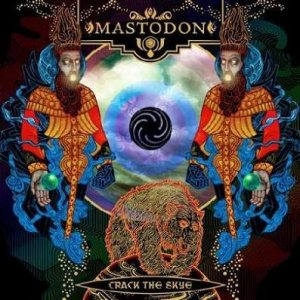 Mastodon - Crack the Skye cover art