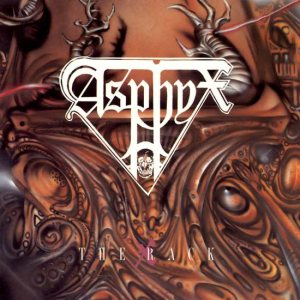 Asphyx - The Rack cover art
