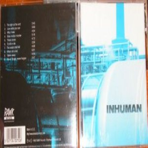 Inhuman - Inhuman cover art