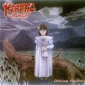 Heretic Angels - Delicious Sinistery cover art