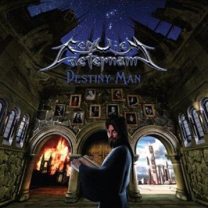 Requiem Aeternam - Destiny-Man cover art