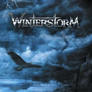 Winterstorm - A Coming Storm cover art