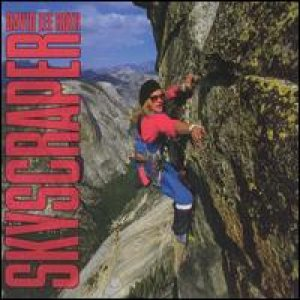 David Lee Roth - Skyscraper cover art
