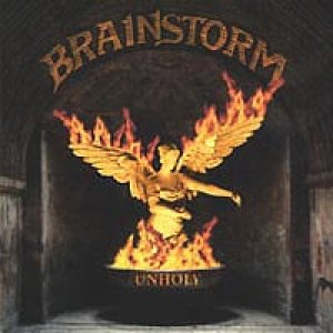 Brainstorm - Unholy cover art