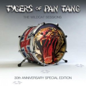 Tygers Of Pan Tang - The Wildcat Sessions cover art