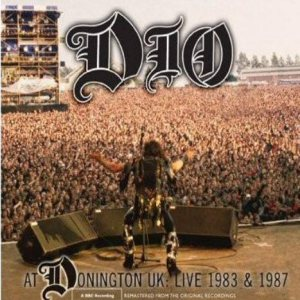 Dio - Dio at Donington UK: Live 1983 & 1987 cover art