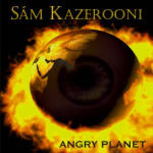 Sam Kazerooni - Angry Planet cover art