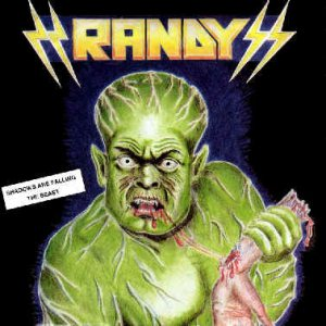 Randy - Shadows Are Falling cover art