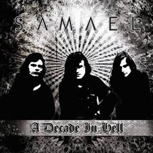 Samael - A Decade in Hell cover art