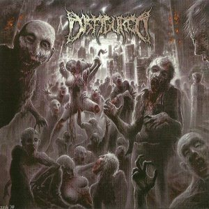 Disfigured - Amputated Gorewhore cover art