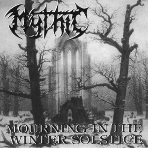 Mythic - Mourning in the Winter Solstice cover art