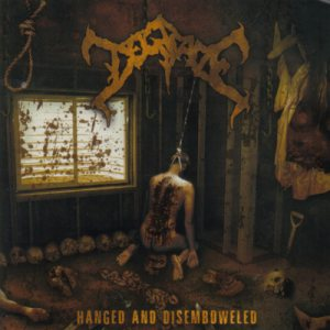 Degrade - Hanged and Disemboweled cover art