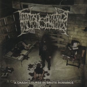 Female Nose Breaker - A Crash Course in Brute Romance cover art