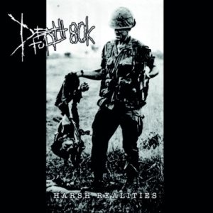 Death Toll 80k - Harsh Realities cover art