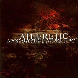 Atheretic - Apocalyptic Nature Fury cover art