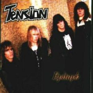 Tension - Epitaph cover art