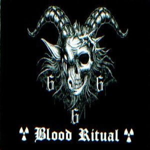 Goatchrist666 - Blood Ritual cover art