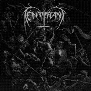 Centimani - Usurping the Throne of Flesh cover art