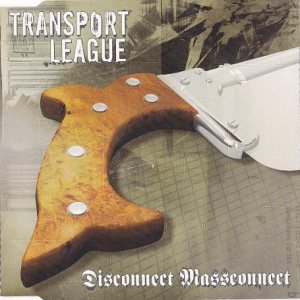 Transport League - Disconnect Massconnect cover art