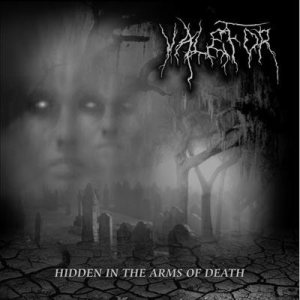 Valefor - Hidden in the Arms of Death cover art