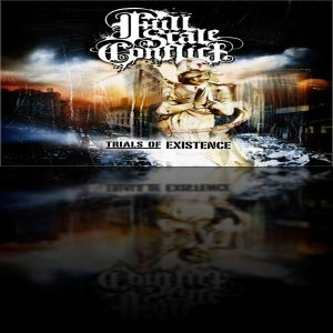 Full Scale Conflict - Trials of Existence cover art