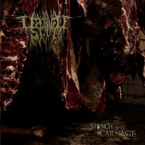 Deformed Slut - Stench of Carnage cover art