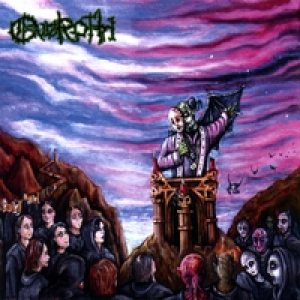 Overoth - Death Personified cover art