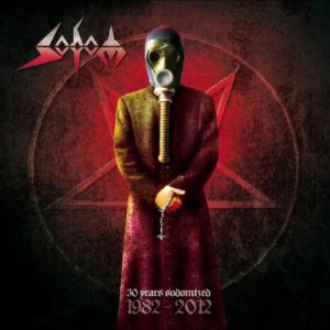 Sodom - 30 Years Sodomized: 1982-2012 cover art