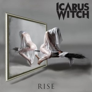 Icarus Witch - Rise cover art