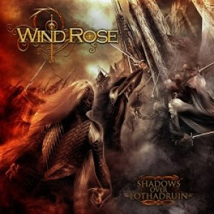 Wind Rose - Shadows Over Lothadruin cover art