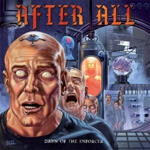After All - Dawn of the Enforcer cover art