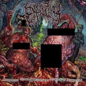 Epicardiectomy - Abhorrent Stench of Posthumous Gastrorectal Desecration cover art