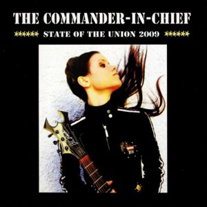 The Commander-In-Chief - State of the Union cover art