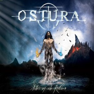 Ostura - Ashes of the Reborn cover art