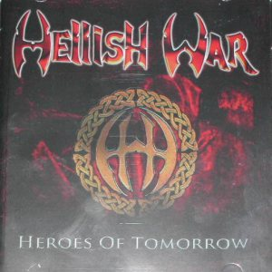 Hellish War - Heroes of Tomorrow cover art
