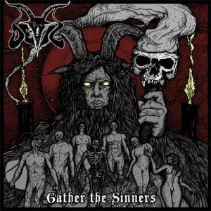 Devil - Gather the Sinners cover art